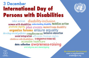 International Day of Persons with Disabilities - UN